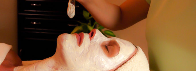 Double Eagle Spa Facial Banner