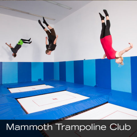 Mammoth Trampoline Club